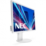монитор NEC MultiSync EA275WMi, серебристый
