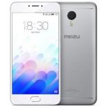 смартфон Meizu M3 Note 16Gb серебристый/белый