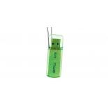 usb-флешка Silicon Power Helios 101 32Gb, зеленая