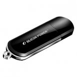 usb-флешка Silicon Power LuxMini 322 8Gb, черная