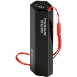 аксессуар для телефона Inter-Step PB26001UB, черный с красным ремешком