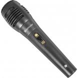 микрофон мультимедийный Defender MIC-129 (динамический), чёрный