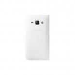 чехол для смартфона Samsung для Samsung Galaxy J1 mini Flip Cover, белый
