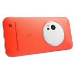 чехол для смартфона Asus для Asus ZenFone ZX551ML Leather Case, оранжевый