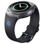 ремешок для умных часов Samsung Galaxy Gear S2 Mendini collection, черный