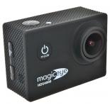видеокамера Gmini MagicEye HDS4000, экшн-камера с набором принадлежностей, черная