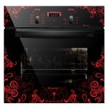 Духовой шкаф Gefest ДА 622-02 К16, черный