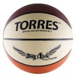 мяч баскетбольный TORRES Slam р.7, 567-650 гр