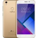 смартфон Neffos C7 5.5' 2/16Gb Sunrise золотистый