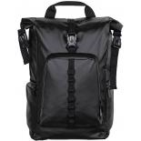 рюкзак городской Hama Roll-Top 15.6, черный