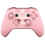 геймпад Microsoft Minecraft Pig Xbox One, розовый