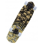 Скейтборд Ridex Brutal 28,5''x8,25'', Abec-5, купить за 2 985руб.