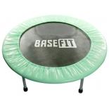 батут спортивный Basefit TR-101, мятный