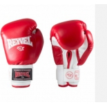 перчатки боксерские Reyvel RV-101, 10oz, красные