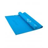 коврик для йоги Starfit FM-102 PVC синий