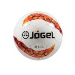 мяч футбольный Jogel JS-400 Ultra №5, белый