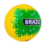 мяч футбольный Jogel Brazil №5 (машинная сшивка)