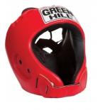 шлем боксерский Green Hill Alfa HGA-4014 (размер: L), красный