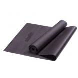 коврик для йоги STARFIT FM-101 PVC черный