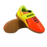 спортивный товар Бутсы зальные (футзалки) Jogel Rapido JSH4001-K (размер: 33), оранжевыe