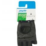 перчатки для фитнеса Starfit SU-115 (размер: XS), черные