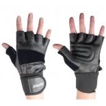 перчатки для фитнеса Starfit SU-125 (размер: M), черные