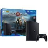 игровая приставка Sony PlayStation 4 Slim 1Tb (CUH-2108B) + God of war