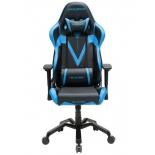 игровое компьютерное кресло DXRacer Valkyrie OH/VB03/NB, чёрно-синее
