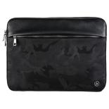 сумка для ноутбука Чехол HAMA Mission Camo 15.6, черный/камуфляж