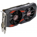 видеокарта GeForce Asus PCI-E NV GTX1050 Ti Cerberus-GTX1050TI-O4G 4Gb