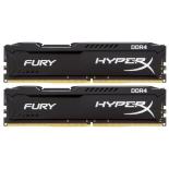 модуль памяти Kingston HyperX FURY Black HX432C18FB2K2/16 2x8Gb