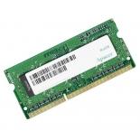 модуль памяти Apacer AS02GFA60CAQBGJ (DDR3L SO-DIMM, 1x 2Gb, 1600 МГц, CL11)
