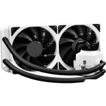 вентилятор бытовой DeepCool Captain 240EX White DP-GS-H12L-CT240RGB-WH белый