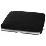 сумка для ноутбука Чехол Hama Neoprene Notebook Sleeve 15.6 (00101796), черный/золотистый