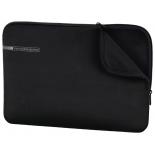 Сумка для ноутбука Чехол HAMA Neoprene Notebook Sleeve 15.6, черный, купить за 1 270руб.