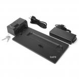 док-станция для ноутбука Lenovo ThinkPad Pro Docking Station (40AH0135EU), черная