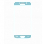 защитное стекло для смартфона Red Line Samsung Galaxy A5 (2017) Full screen tempered glass синее