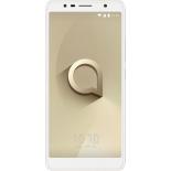 смартфон Alcatel 3C 5026D 1/16Gb, металлик/золотистый