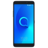 смартфон Alcatel 5099D 3V 2/16Gb, черный
