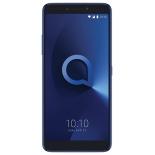 смартфон Alcatel 5099D 3V 2/16Gb, синий