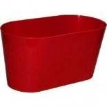 кашпо  Вулкан красный  (035060)