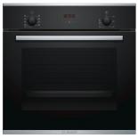 Духовой шкаф Bosch HBF214BB0R, черный