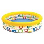 бассейн надувной Intex Wild Geometry 58439 (детский)