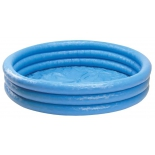 бассейн надувной Intex Crystal Blue 58426 (детский)