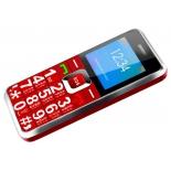сотовый телефон Ginzzu MB505, красный