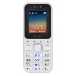 сотовый телефон Ginzzu M102D mini, белый