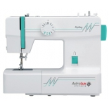 швейная машина Astralux Styling, белая/зеленая