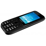 сотовый телефон Ginzzu M201, черный