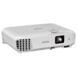 видеопроектор Epson EB-W05, белый