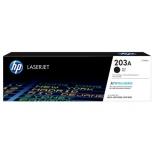 картридж для принтера HP LaserJet 203A (CF540A), черный